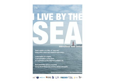 I live by the Sea International Youth Contest