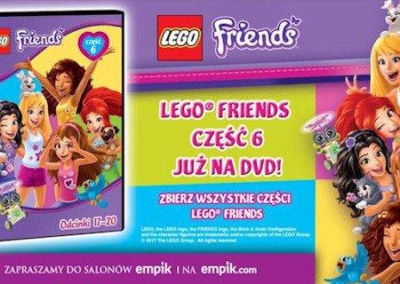 Konkurs Wygraj Nowe Przygody Lego Friends Na Dvd Konkursy